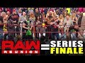 Why WWE WON39T Have Another Reunion Show Why WWE Raw Reunion SERIES FINALE Good amp Bad Moments