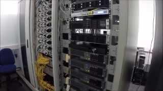 Server Room Tour