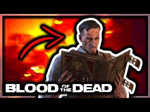 100% PROOF BLOOD OF THE DEAD IS AFTER REVELATIONS! (Black Ops 4 Zombies Mob of the Dead Remake Story