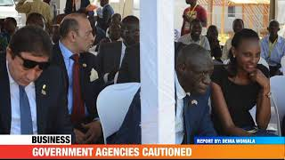 #PMLive: GOVERNMENT AGENCIES CAUTIONED