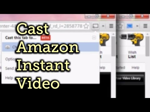 Stream HBO Shows from Amazon Instant Video to Chromecast [How-To]