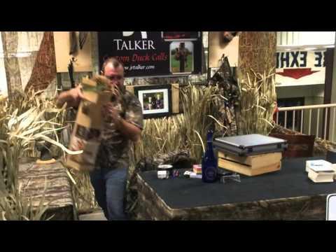 JR Talker Custom Calls 2016 Sportsmen Show