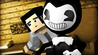 Minecraft BENDY AND THE INK MACHINE Hide N Seek! | Minecraft Roleplay