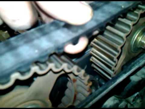 HELP!!!!! timing belt tension