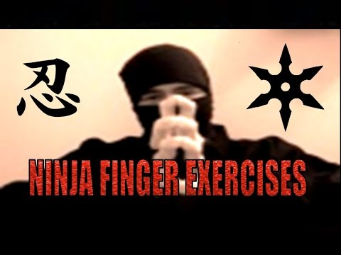 Awesome Exercises For Finger Strength & Flexibility