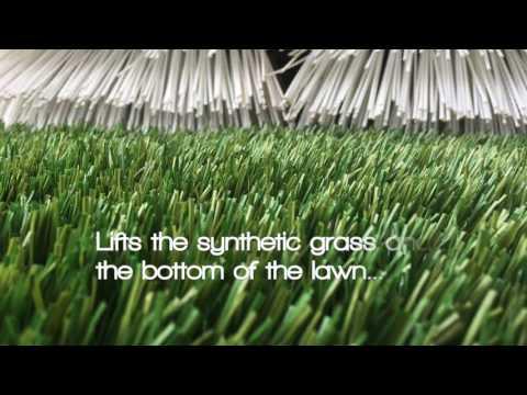 Kleensweep Lawn Sweeper