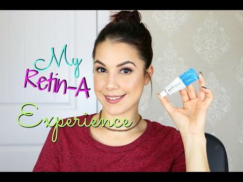 My Retin-A Experience & Acne History