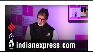 Amitabh Bachchan: I Am Surviving With 25% Liver Because Of Early Detection & Care
