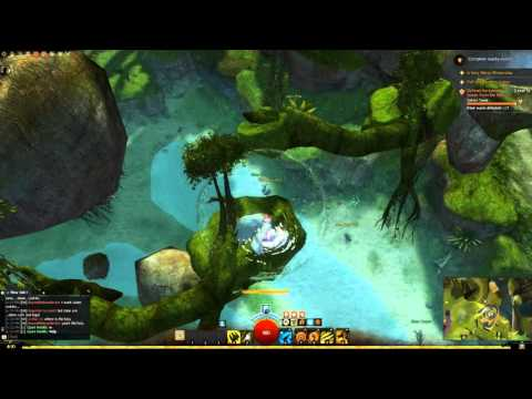 Guild Wars 2 Easiest way to get Purple Ball Ornament and Caledon Forest JP