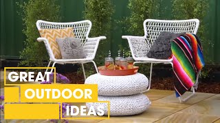 Recycled Garden Makeover | Outdoor | Great Home Ideas