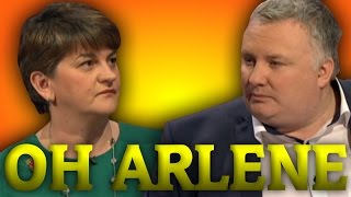 Nolan Live: Arlene Foster Tip Toes Around Gay Marriage!