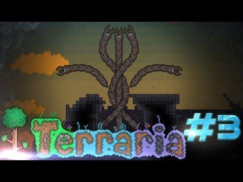 Terraria Sorozat: #3 - Készülődés Cthulhu-ra