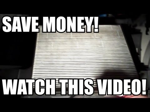 How To Replace the In Cabin Air Filter - Honda Acura