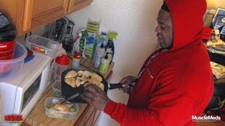 """""""Kai Greene: A Day in the Life"""" Part 1/3"""