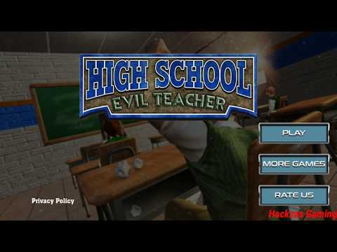 High School Evil Teacher - Chapter 1 (by Nation Games 3D) Android/iOS Gameplay