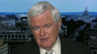 Gingrich: President Trump is in a
