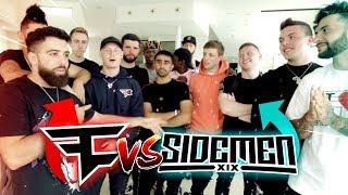 FaZe Clan vs. Sidemen - The FINAL Video
