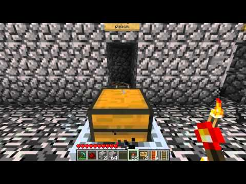 Time for Minecraft - Redstone Chest with Goodies