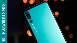 Huawei P20 Pro // Mini Review - Better than the Galaxy S9?