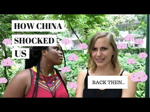 What SHOCKED us the most in China