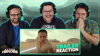 Download Star Wars: Episode IX - The Rise of Skywalker Teaser Trailer Reaction Video
