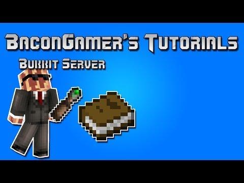 How To Make A Bukkit/Spigot Server! Episode #2 Installing Plugins!