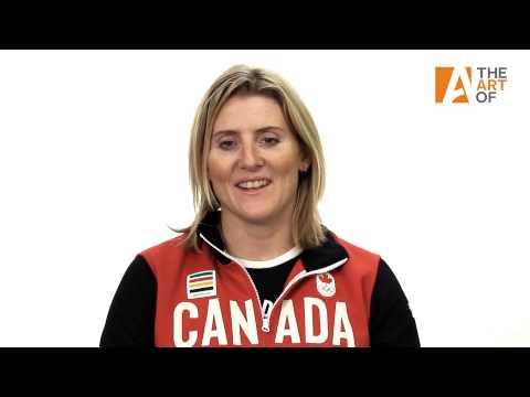 Hayley Wickenheiser - Teamwork: Adapting Your Strengths