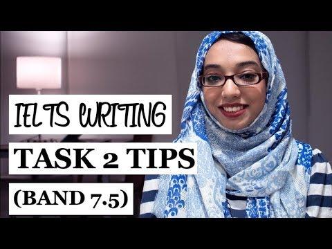 IELTS Writing TASK 2 Tips (Band 7.5) - Score HIGHER in IELTS WRITING