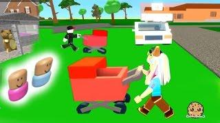Baby Stroller Crazy - Roblox Let