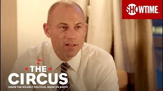 Avenatti Tweets About Michael Cohen Receiving Russian Money | THE CIRCUS | SHOWTIME