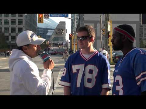 NFL in Toronto - Join The Movement