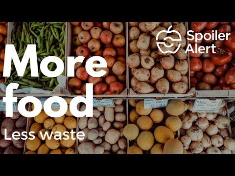 Food waste management and food donation platform | Spoiler Alert
