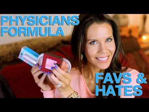 DRUGSTORE FAVORITES & HATE ITS   Physicians Formula Face