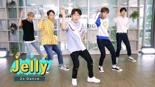 [2x Dance] 핫샷(HOTSHOT) 'Jelly(젤리)' 2배속...'4년차의 여유' (노태현) [통통TV]