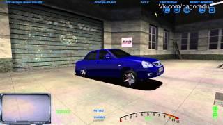 Lada PRIORA SE Avtosh on Vossen CV3 Игра - Street legal racing v2 pre-reliase 4 Трек из видео - Ferid Bileceri & Hakim Azeri - Sur Ay Qardasim sur