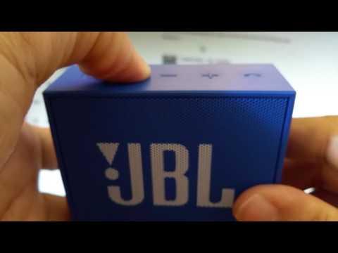 🔊How to pair JBL GO bluetooth Speakers to windows 10 desktop