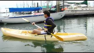Beginner Kayaking Introduction