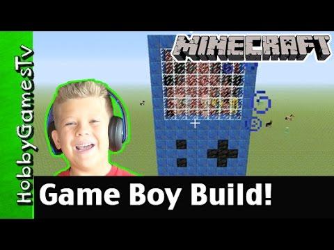 HobbyTiger Game Boy Build w/Skeletons + Pigman On PS4 by HobbyGamesTV!