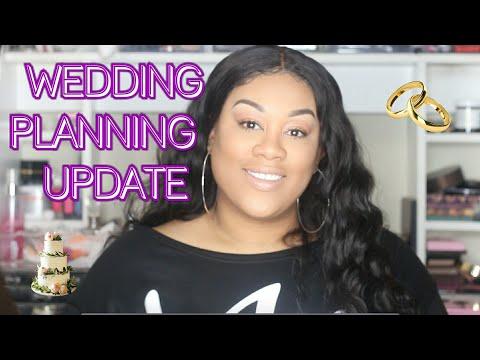WEDDING PLANNING UPDATE #1