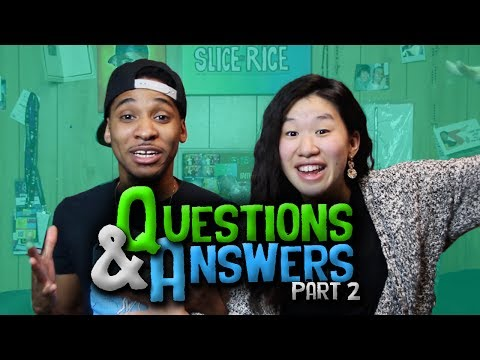 How to get an Asian Girlfriend  ► SLICE n RICE Q&A #2