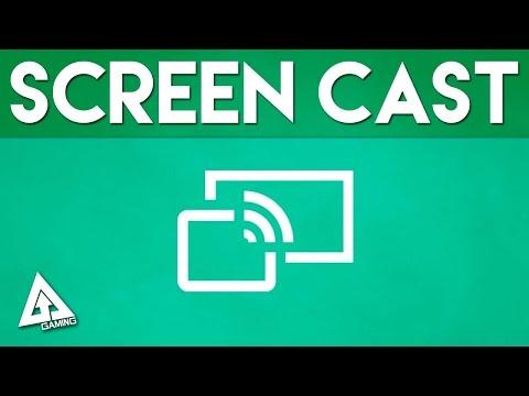 Xbox One Wireless Display Tutorial (Miracast)