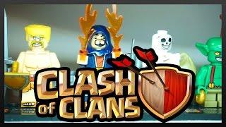 Лего клаш оф кланс минифигурки из Китая - Clash of Clans SY261