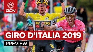 Download GCN's 2019 Giro d'Italia Preview | Who Will Win The Maglia Rosa? Video