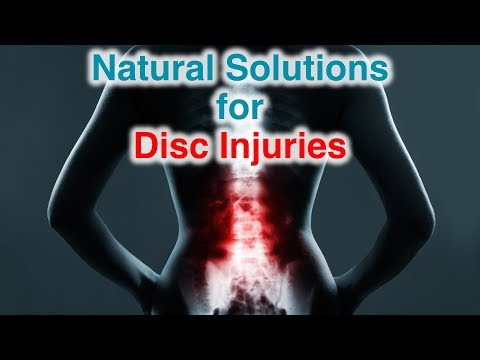 How to Correct a Disc Injury in 3 Days