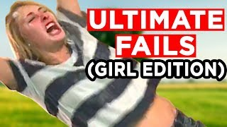 FUNNY GIRL FAILS | FAIL COMPILATION DECEMBER 2017 | Viral Videos From Snapchat And More! Mas Supreme
