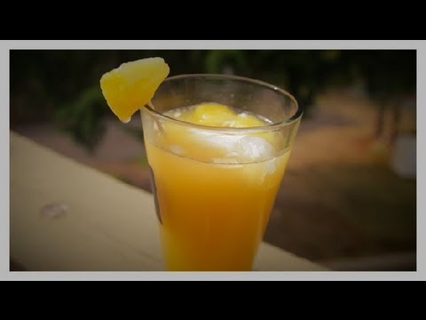 Recipe for Punch With Pineapple : Party Punch