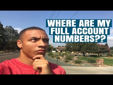 Should You Use Your Partial Account Numbers? | Credit Healing Q&A