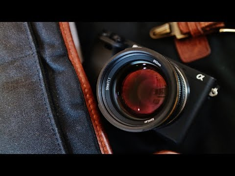 f/1.1 ... for $170! Sainsonic Kamlan 50mm f/1.1 lens review with sample pictures