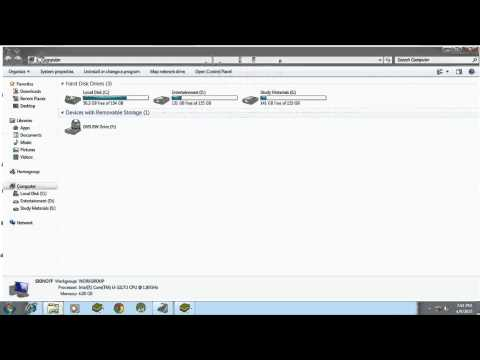 How to Save/Copy Media Files from Computer to Bluestack 2015