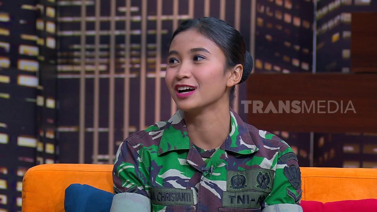 Emma Anita, Atlet Lari Yang Jadi Anggota TNI AD   HITAM PUTIH (20/05/19) Part 1